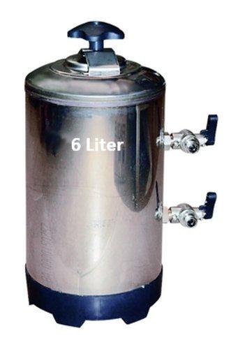 Ablandadores de agua antical 6 litros - para máquina de café espresso, lavavajillas, acuario