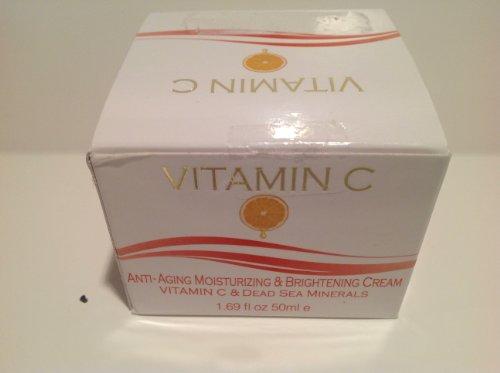 Vitamin C Anti-Aging Moisturizing & Brightening (Moisturizing Vitamin C Vitamins)