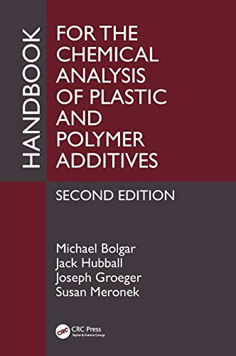 Handbook for the Chemical Analysis of Plastic and Polymer Additives ()