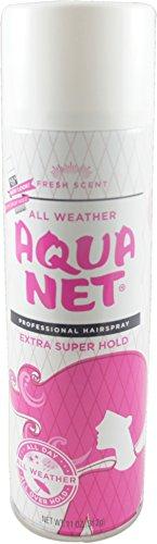 aqua-net-professional-hair-spray-extra-super-hold-fresh-fragrance-11-oz-pack-of-12