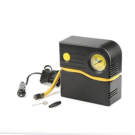 Compresor de aire (120PSI Compresor De Aire Portátil 12 V DC inflador neumático automático para