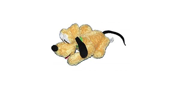 Doudou peluche PLUTO allongé - Authentique Disneyland Paris Disney Store - L 20 cm 6282: Amazon.es: Bebé