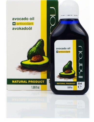Avocado-Öl + natürliches Antioxidant für Haar & Haut - 55ml