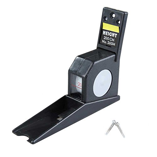 CC-JJ - 6.56Ft Measure Tape Measuring Body Height Meter (Best Cc Measuring Tapes)