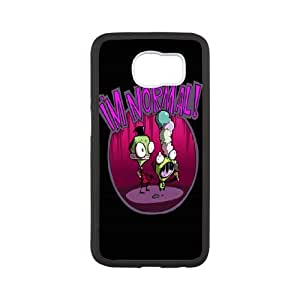 High Quality -ChenDong PHONE CASE- For Samsung Galaxy S6 -Invader Zim Gir-UNIQUE-DESIGH 3