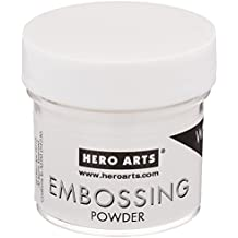 Hero Arts Embossing Powder in White