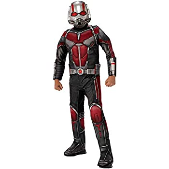 Rubies Ant-Man Boys Deluxe Ant-Man Costume, Small