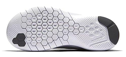 Nike Flex Experience RN 7 (GS), Zapatillas de Trail Running Para Niños, Gris (Wolf Grey/White/Cool Grey 003), 37.5 EU