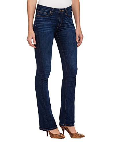 Spanx The Slim-X Straight Jeans, Blue Wash, 32