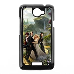 HTC One X Cell Phone Case Black Oz The Great And Powerful 2013 Movie BNY_6885358