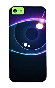 New Arrival Case Specially Design For Iphone 5c (abstract Eye)