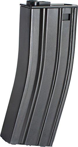 Evike - G&P 360rd Best High ROF Feeding Hi-Cap Magazine for M4 M16 Series Airsoft AEG Rifles (Pakcage: Single -