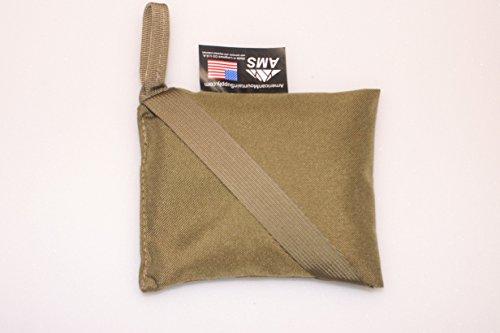 American Mountain Supply 51000TAN Rear Sniper Bag Tan, Medium