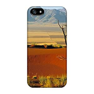 Anti-scratch And Shatterproof Desert In Namibia Phone Cases For Iphone 5/5s/ High Quality Cases