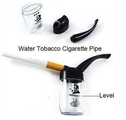 Bridge2shopping Multi Functional Plastic Smoking Water/Tobacco Pipe Hookah Filter