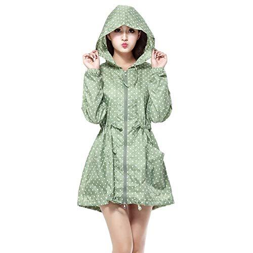 Couleurs Rainwear Chic Pengfei Gray Facile 4 Et Poncho Raincoat green vent Rain Mode Coupe Jacket Respirant Bolawoo Riding EZwUpAqq