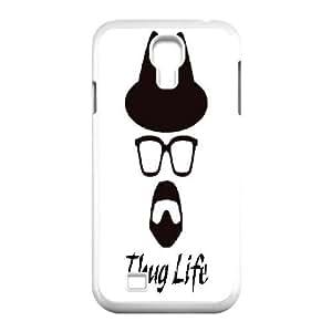 Custom Thug Life Shell Case, DIY Thug Life Cover for Samsung Galaxy S4 I9500