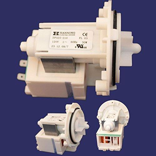 dishwasher pump assembly - 9