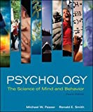 Cover of Psychology:the Science of Mind and Behavior
