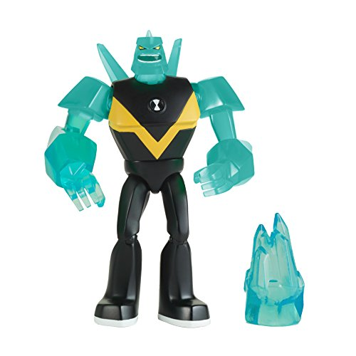 Ben 10 Alien Figures - Ben 10 Diamondhead Basic Action Figure