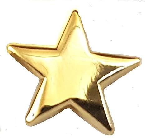 buy 2 get third free merit star gold metal badge