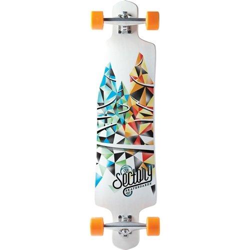 Sector 9 Faultline Complete Skateboard, Assorted