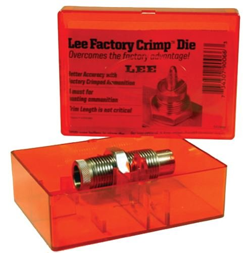 270 Winchester Short - LEE 90962 FACT CRIMP DIE 270