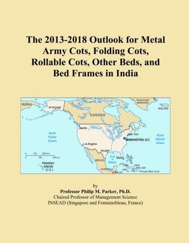 The 2013-2018 Outlook for Metal Army Cots,