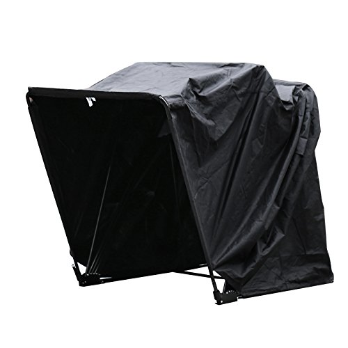 Mophorn Motorcycle Shelter Shed Strong Frame Motorbike Garage Waterproof 106.5