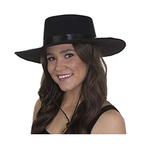 Jacobson Hat Company Unisex-Adult's Deluxe Felt Spanish Hat,