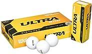 Bola de golfe Wilson Ultra 500 distâncias (pacote com 15), branca