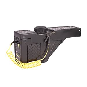 """The Spray Box - """"H20 while on the go"""" (Base Model-Black with 15' Coil Hose)"""