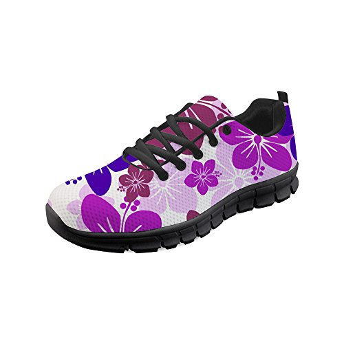 CC317AQ Idea de Mujer Zapatillas Y Hugs Running B Flower 7 para xWEdw4gnnX