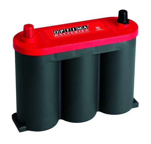 Optima Batteries 8010-044 6V RedTop Starting Battery by Optima (Image #1)