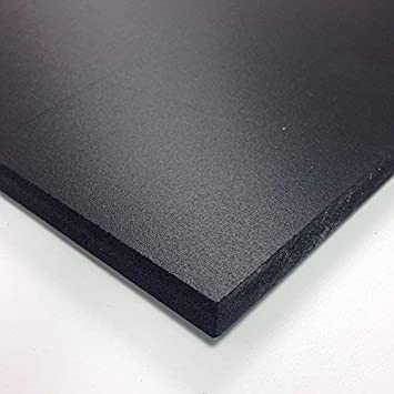 A4 Packed 10 A Box of Black Foam Board 10mm