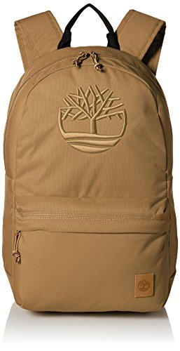 (Timberland Men's Mendum Pond 22l Nylon Backpack, wheat)