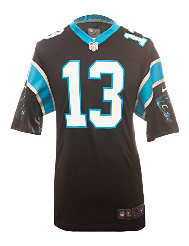 Nike Carolina Panthers Kelvin Benjamin Jersey - Black - 2XL