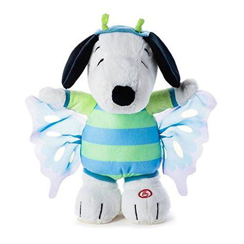 Peanuts Flutterby Snoopy with Sound & Motion (Hallmark Exclusive)