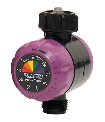 Dramm 15046 ColorStorm Premium Water Timer, Berry