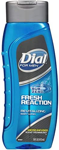 Body Washes & Gels: Dial for Men Fresh Reaction Body Wash