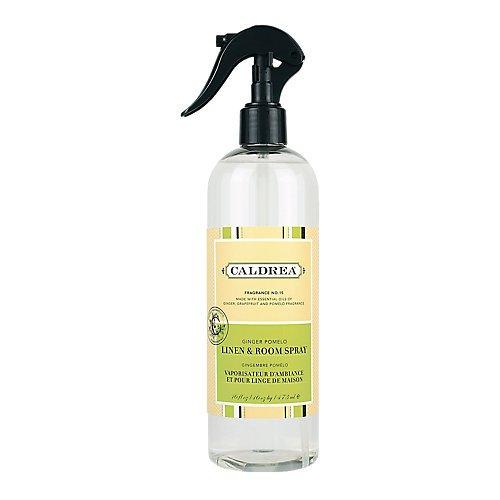 Ginger Pomelo Linen Room Spray