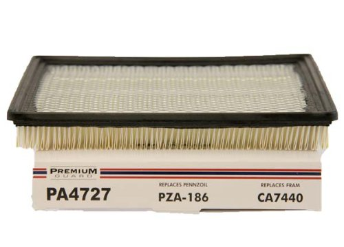 Premium Guard PA4727 Air Filter (Nissan Titan Fuel Filter compare prices)
