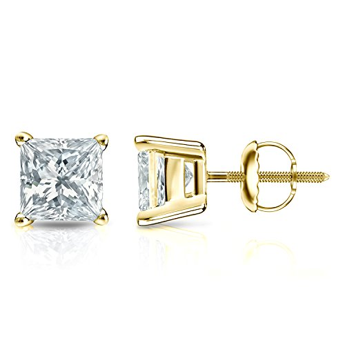 0.62 Ct Princess Diamond - 2