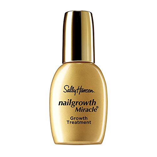 Sally Hansen Nailgrowth Miracle Serum 0.45 Ounce Clear by Sally Hansen
