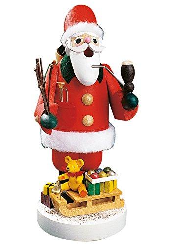 Richard Glaesser Santa Claus Sleigh Incense Smoker, 19 cm / 7 ()