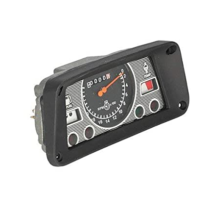 instrument gauge cluster ford 4000 2000 4110 3000 5000 2110 7000 3400 3500  7100 4400 4500