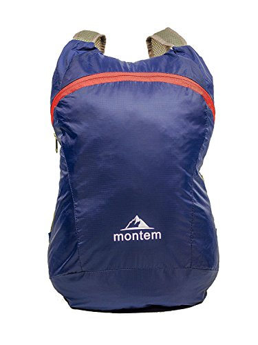Montem Luxe Ultra Light 12L Packable Backpack/Daypack/Hiking Pack by Montem