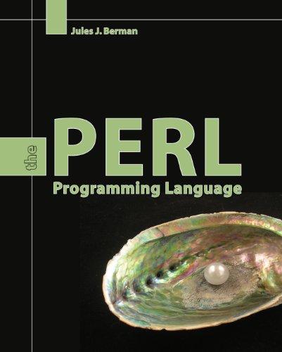 Download Perl: The Programming Language: The Programming Language Pdf