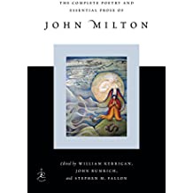 The Complete Poetry and Essential Prose of John Milton (Modern Library)
