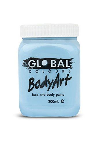 Most Popular Body Paint